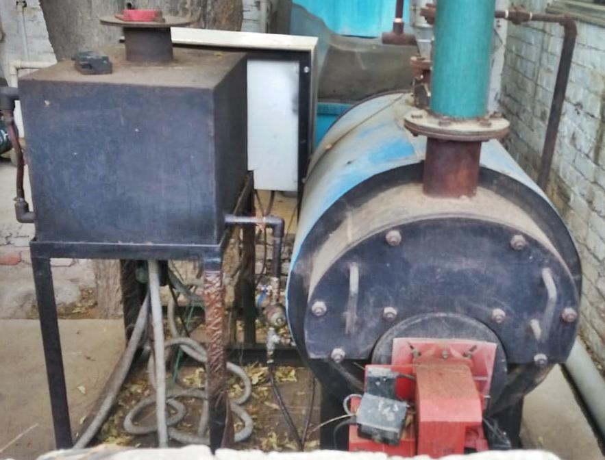 Oil Fired & Gas Fired Boiler